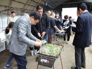 今年のゴールデンウィークは東京から てんぷら近藤の近藤さんご一家が 遊びにきてくれました♪