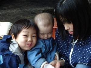 甥っ子たちも大満足のようでした(^^)